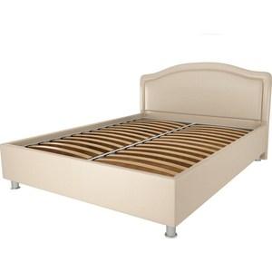 Кровать OrthoSleep Арно lite ортопед.основание Сонтекс Беж 200х200 цена
