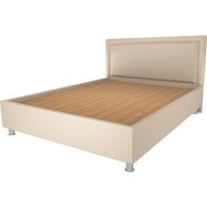 Кровать OrthoSleep Кьянти lite жесткое основание Сонтекс Беж 160х200 фото