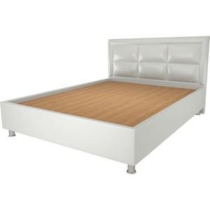 Кровать OrthoSleep Сполето lite жесткое основание Сонтекс Милк 80х200 кровать orthosleep арно lite ортопед основание сонтекс милк 80х200