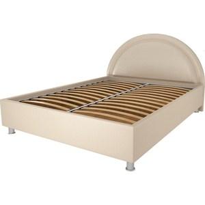 Кровать OrthoSleep Градо lite ортопед.основание Сонтекс Беж 140х200