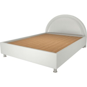 Кровать OrthoSleep Градо lite жесткое основание Сонтекс Милк 160х200 кровать orthosleep градо lite жесткое основание сонтекс милк 180х200