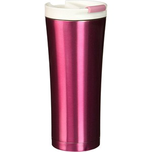 Термокружка 0.5 л Asobu Manhattan coffee tumbler розовая (V700 pink) термобутылка 0 45 л asobu times square travel bottle белая sbv15 white