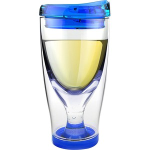 цена на Термокружка 0.48 л Asobu Ice vino 2go голубая (IV2G blue)