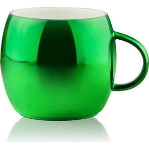 Термокружка 0.38 л Asobu Sparkling mugs зеленая (MUG 550 green) термокружка 0 4 л asobu the porcelain jewel голубая mug 220 blue