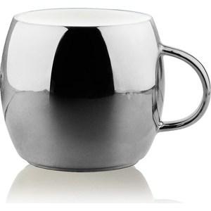Термокружка 0.38 л Asobu Sparkling mugs стальная (MUG 550 silver) термокружка 0 38 л asobu sparkling mugs голубая mug 550 blue