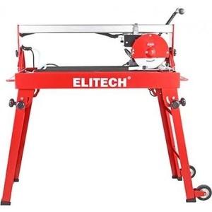Плиткорез электрический Elitech ПЭ 1200/120Р плиткорез elitech пэ 800 62р
