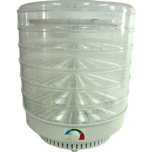 Сушилка для овощей и фруктов Спектр-Прибор Ветерок-2 ЭСОФ-0,6/220 (6 прозр. реш. гофротара)+поддон