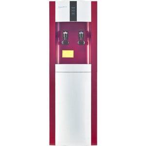 Кулер для воды Aqua Work AW 16LD/EN (серебристо-красный) кулер aqua work 16ld en silver