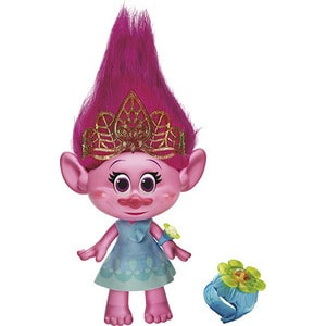 Hasbro Тролли - Поющая Поппи (B6568) hasbro коллекционная фигурка trolls тролли поппи 10 см