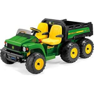 Детский электромобиль Peg-Perego JD GATOR HPX 6*4 LITHIUM (OD0531) цена и фото