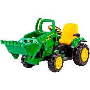 лучшая цена Детский электромобиль Peg-Perego JD GROUND LOADER (IGOR0068)