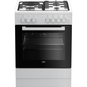 Комбинированная плита Beko FSE 63110 DW цена