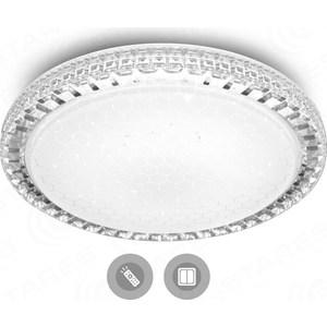Управляемый светодиодный светильник Estares AKRILIKA SOTA 40W R-405-CLEAR/SHINY-220-IP44