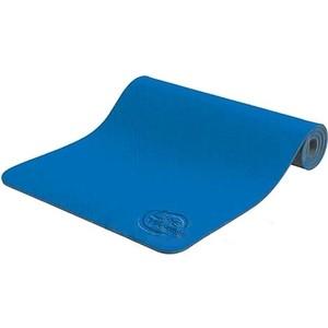 Коврик для йоги и фитнеса Lite Weights 173х61х0,6см 5460LW, синий/антрацит