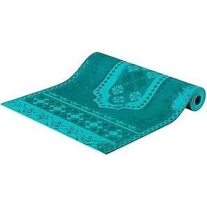 Коврик для йоги и фитнеса Lite Weights 183х61х0,5см 5450LW, бирюза