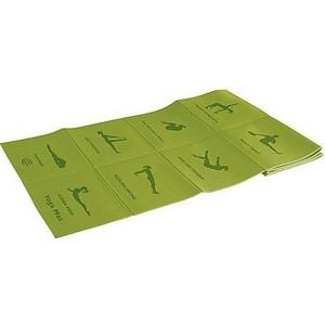 Коврик для йоги и фитнеса Lite Weights 173х61х0,5см 5455LW, салатовый