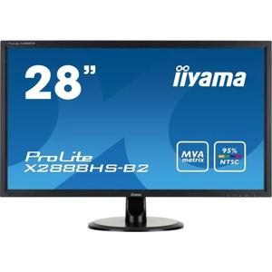 Монитор Iiyama X2888HS-B2 цена