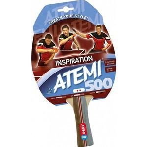 Ракетка для настольного тенниса Atemi 500 (Training) ракетка для бадминтона atemi ba 500