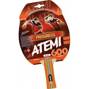 Ракетка для настольного тенниса Atemi 600 (Training) компьютер atemi 8к к ae 600