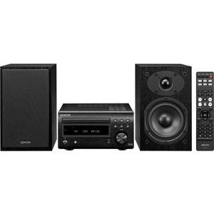 лучшая цена Музыкальный центр Denon D-M41 black