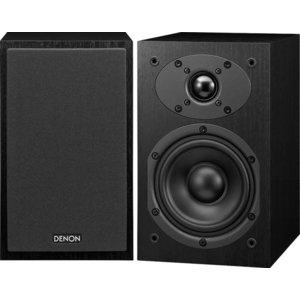 Полочная акустика Denon SC-M41 black denon sc n9 white полочная ас