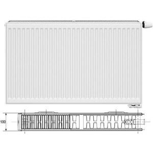 Радиатор отопления Korado 22VK 500х500