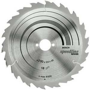 Диск пильный Bosch 190х30мм 12зубьев Speedline Wood (2.608.640.800)