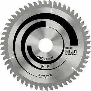 Диск пильный Bosch 160х20/16мм 42зуба Multi Material (2.608.640.503)