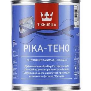 Краска по дереву TIKKURILA Pika-Teho ( Пика-Техо ) с добавл.масла база С 2.7л.