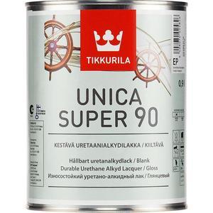 Лак для древесины TIKKURILA Unica Super 90 ( Уника Супер ) глянцевый база ЕР 2.7л. база sparco f300ifix