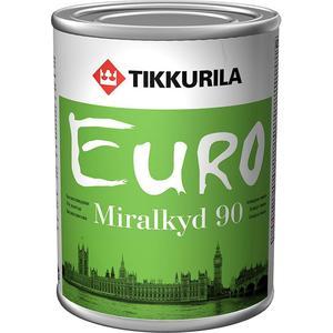 Эмаль универсальная TIKKURILA Euro Miralkyd 90 ( Евро Миралкид ) база С 2.7л.