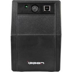 ИБП Ippon Back Basic 850 Euro 480W/850VA ибп cyberpower bs850e 850va