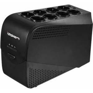 ИБП Ippon Back Comfo Pro 1000 600W/1000VA стабилизатор ippon avr 1000