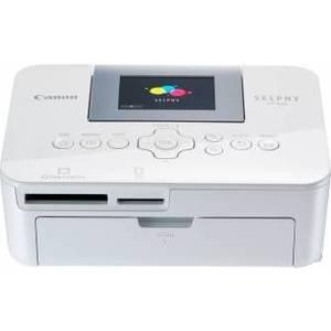 Фото - Принтер Canon Selphy CP1000 White компактный фотопринтер canon selphy cp1300 white