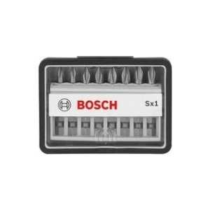 Набор бит Bosch х49мм 8шт Robust Line (2.607.002.556) bosch robust line silver percussion 2607010524