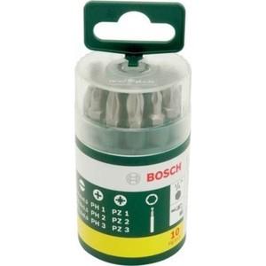 Набор бит Bosch х25мм 9шт + битодержатель (2.607.019.454)
