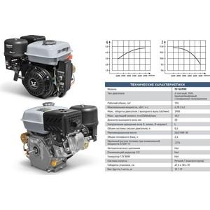 Двигатель бензиновый ZONGSHEN ZS168FBE цена