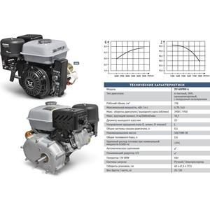 Двигатель бензиновый ZONGSHEN ZS168FBE-4 цена