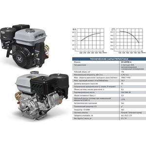 Двигатель бензиновый ZONGSHEN ZS168FBE-6 цена