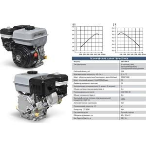 Двигатель бензиновый ZONGSHEN ZS170F-5
