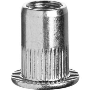 Заклепки резьбовые Зубр М5 1000шт с насечками (31317-05) индикаторная пломба наклейка спецконтроль 60х20мм 1000шт