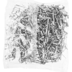 Заклепки вытяжные многозажимные Зубр 3.2х6мм 1000шт алюминиевые (31311-32-06)