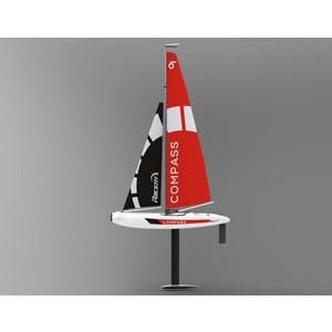 Радиоуправляемая яхта Volantex RC Compass RG65 650 мм RTR 2.4 G