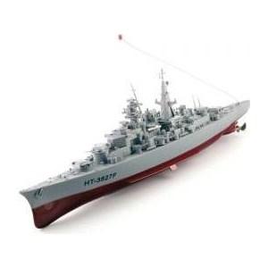 Радиоуправляемый русский эсминец Heng Tai Speed Battle Ship 1:360 40Mhz