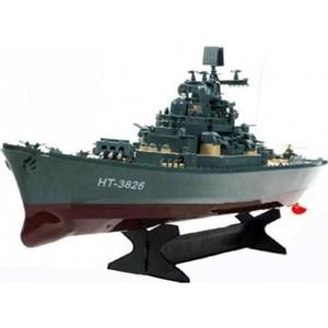 Радиоуправляемый корабль Heng Tai Battleship Yamato 40Mhz цена