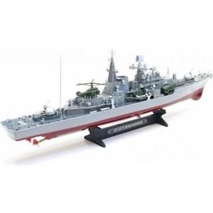 Радиоуправляемый военный корабль Heng Tai Smasher 40Mhz