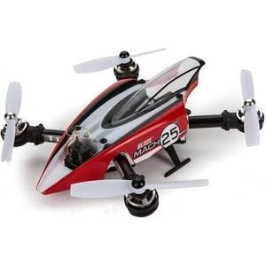 цена Радиоуправляемый гоночный квадрокоптер Blade Mach 25 FPV Racer BNF Basic 5.8G