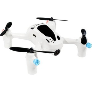 Радиоуправляемый квадрокоптер Hubsan H107D+ RTF 2.4G hubsan h107d a01 body shell for x4 h107d fpv rc quadcopter white