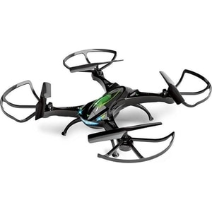 Радиоуправляемый квадрокоптер Sky Predator Phantom 2 3D 6 Axis 2.4G syma x5sw fpv explorers 2 2 4ghz 4ch 6 axis gyro rc headless flying quadcopter drone with hd wifi camera rc drone black white