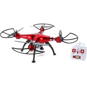 Радиоуправляемый квадрокоптер Syma X8HG 8MP HD Camera (обновленная версия X8G) RTF 2.4G syma official x8g dron with camera hd wide angle 2 4g 4ch 6 axis with 8mp 360 degree rotating rc drone rc gift quadrocopter